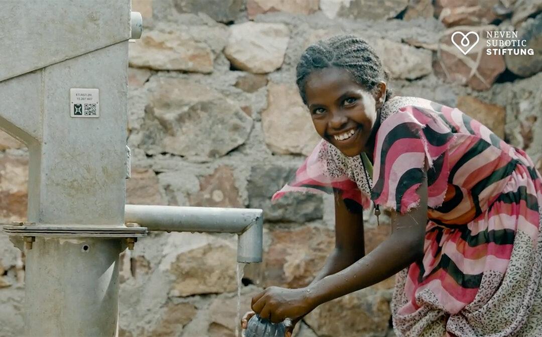 Ein Spendenlauf = ein Brunnen für Äthiopien!